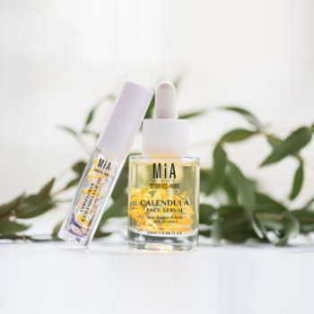 Mia Cosmetics Paris - Cornflower and Calendula Lip Oil