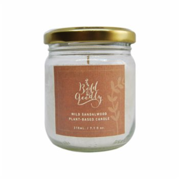 Bold&Goodly - Wild Sandalwood Candle