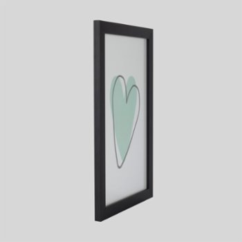 Baluna - Love Colorful Wall Frame