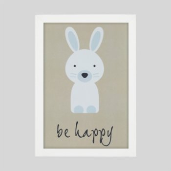 Baluna - Boho Be Happy Wall Frame
