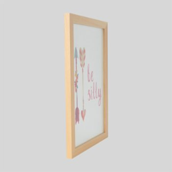 Baluna - Pink Be Silly Wall Frame