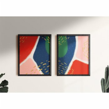 Omm Creative - Abstract Poster