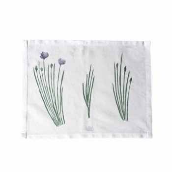 Moiratelier - Chives Tablemat