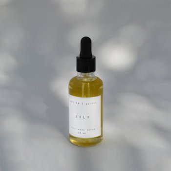 abtira | garden - Lily Hair Ends Serum