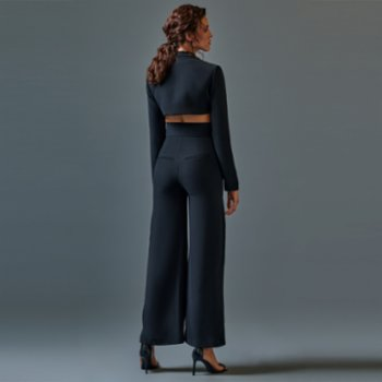 Soie Miel - Nyx Jumpsuit With Jacket