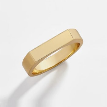 CHASING PIECES - Be Bold Ring