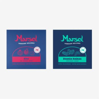 Marsel - Turkish Delight 2 Pack