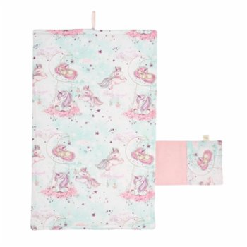 Lally Things - Unicorn Baby Changing Mat