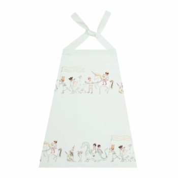 Lally Things - Mint Magic Nursing Apron