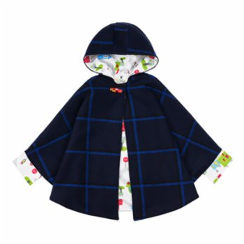 Lally Things - Playful Coat Poncho