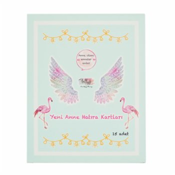 Lally Things - New Mother Sharing Card Set