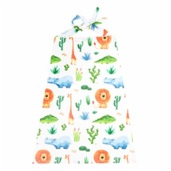 Lally Things - Safari Nursing Apron