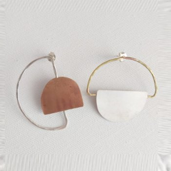 POJWoman by Pelin Özerson - Thanks to my Differences - Earrings