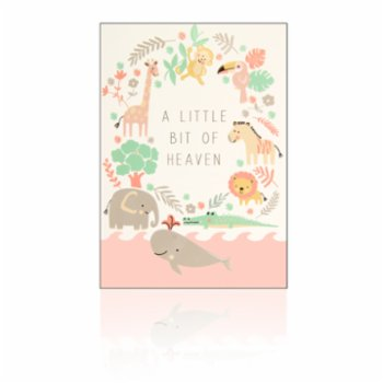 Cheerlabs - Happy Birthday Musical Greeting Card - Fairy Forest