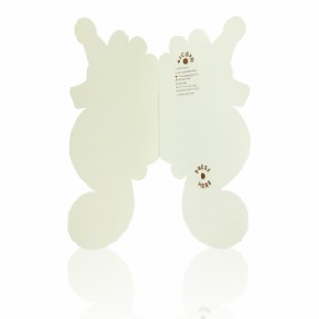 Cheerlabs - Greeting Card with Sound Recording - Unicorn Seahorse