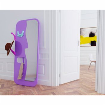 Sodd Design - Face to Face L Mirror and Hanger