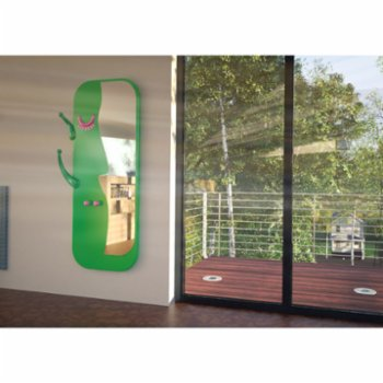 Sodd Design - Face to Face M Mirror and Hanger