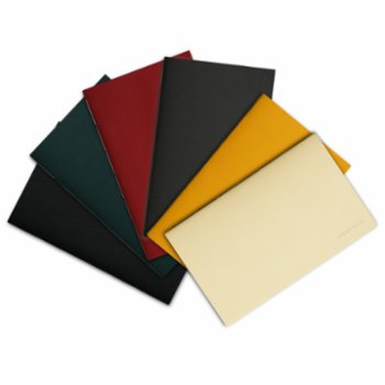 Paper Mountain - Set of 6 The Naked Midi Notebook