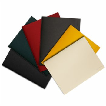 Paper Mountain - Set of 6 The Naked Maxi Notebook