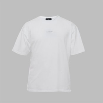 First Of All - White First Of All T-shirt