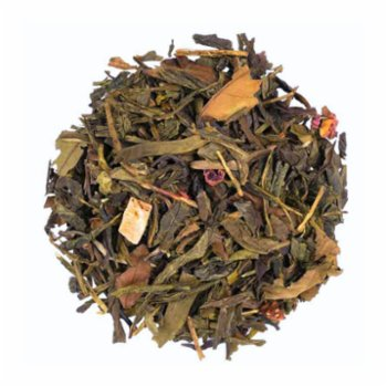 Tea Co. - Lady T. - White Tea With Pineapple And Strawberry 50 Gr