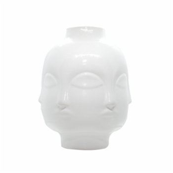 Beige & Stone - All In Face Vase