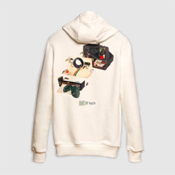 Out Of - Polaroid Unisex Hoodie
