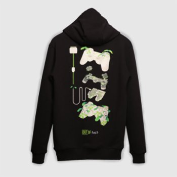 Out Of - Controller Unisex Hoodie