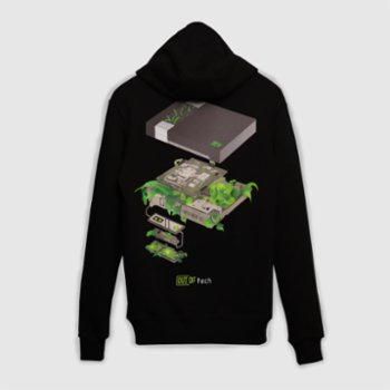Out Of - NES Unisex Hoodie