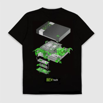 Out Of - NES Unisex Tshirt
