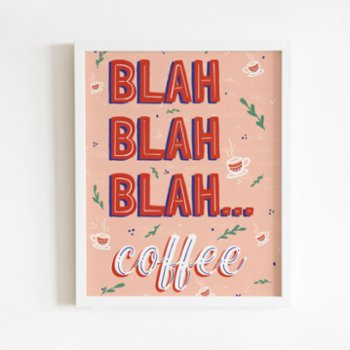 Omm Creative - Coffee Poster