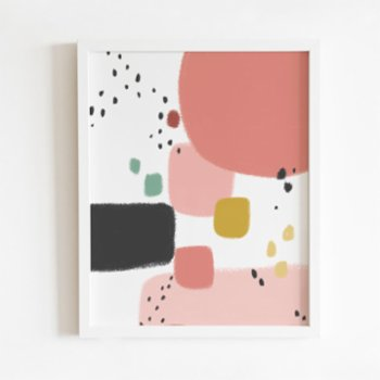 Omm Creative - Soft Colors Poster