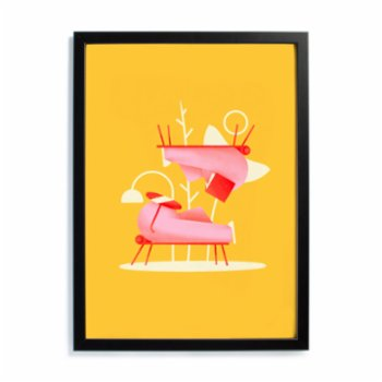 Studio These Days - Couch Potato Poster