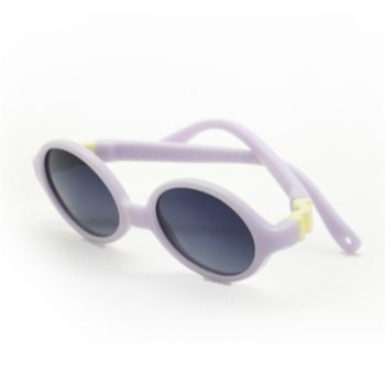 Looklight - Turtle Lilac Unisex Baby Sunglasses