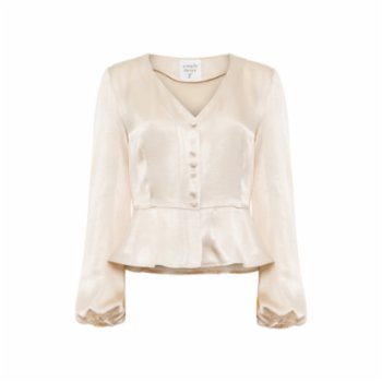 Simple Favor - Frilly Shirt