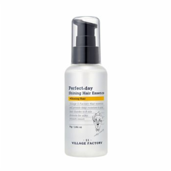 Village 11 Factory - Perfect Day Shining Hair Essence