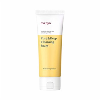 Manyo - Pure And Deep Cleansing Foam