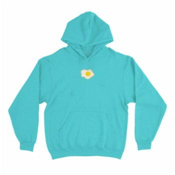 Value By Value - Patched Egg Unisex Hoodie