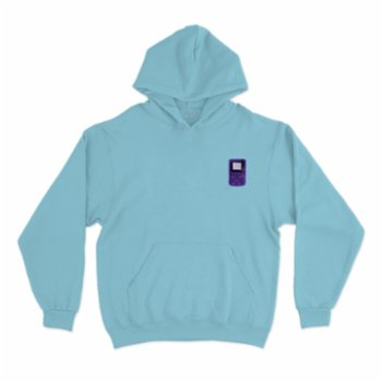 Value By Value - Patched Purple Game Unisex Hoodie