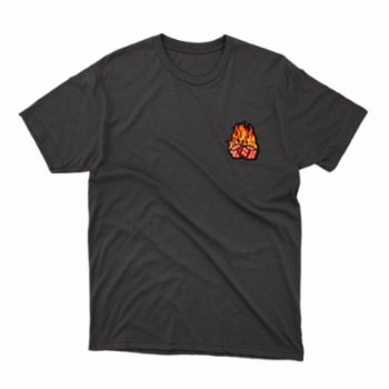 Value By Value - Patched Fire Unisex T-shirt