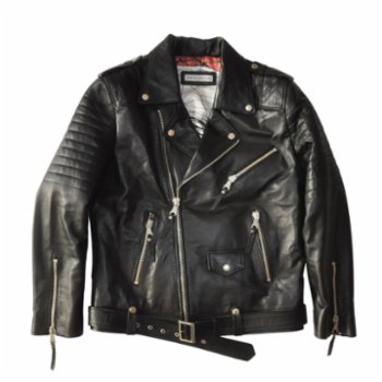 The Black Ears - Leather Jacket
