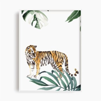 Atelier I 2n - Tiger Safari Series Poster