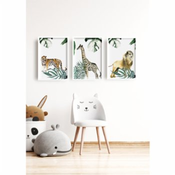 Atelier I 2n - Lion Safari Series Poster