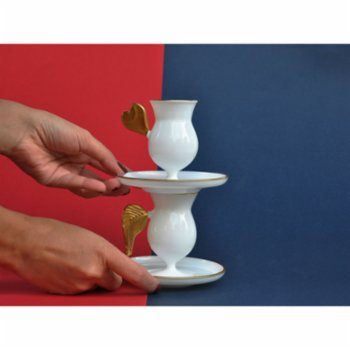 Martius - Wings And Heart Coffee Set