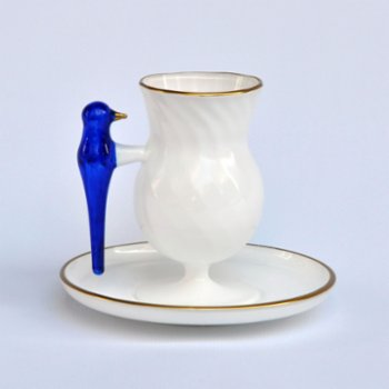 Martius - Grandala Coffee Cup And Saucers