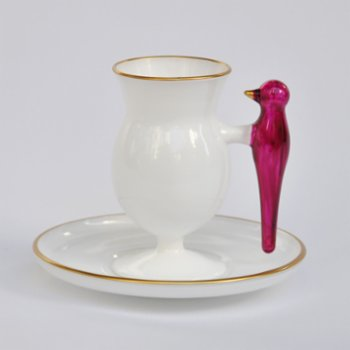 Martius - Sina Coffee Cup And Saucers