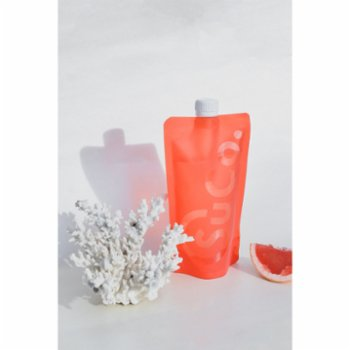 SuCo - Coral Paper Water Bottle - 600 ml.