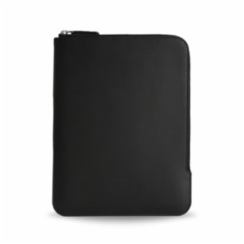 Bustha - Earth C Zip Folio Leather Sleeve For iPad Pro 12.9 Inch