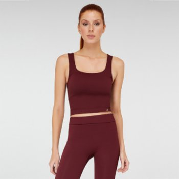 Jerf - Darwin Thick Hanging Crop Top