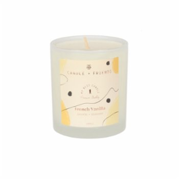 Candle and Friends - No.1 French Vanilla Small Mum